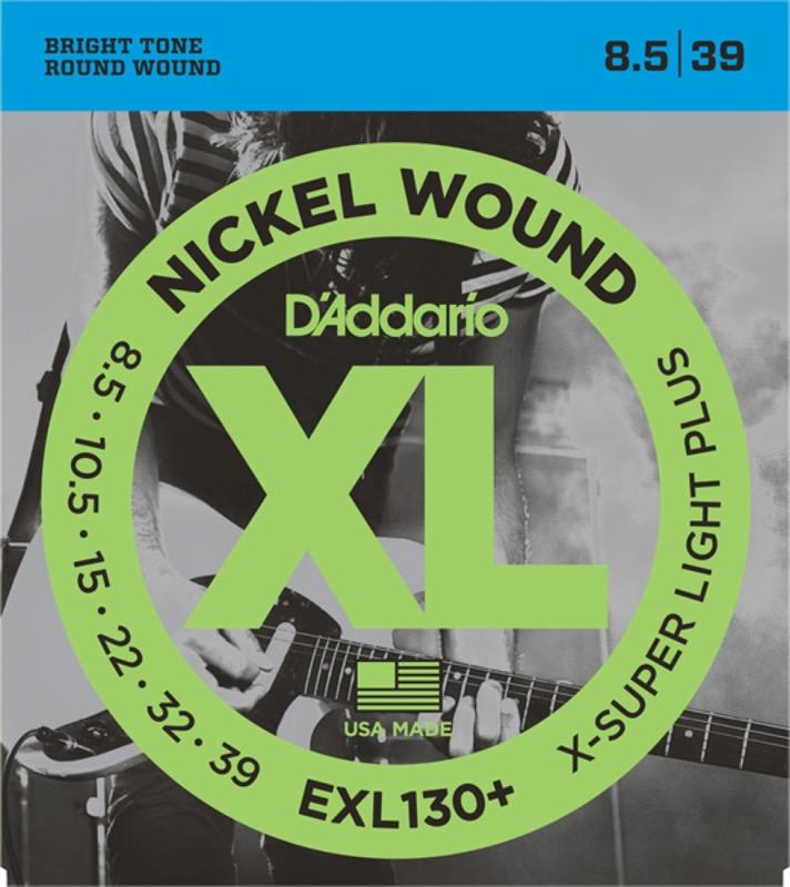 D'Addario EXL130+ エレキギター弦×10セット