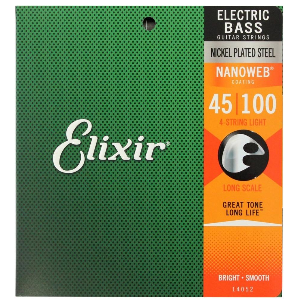 ELIXIR 14052/NANOWEB/Light×2SET ベース弦