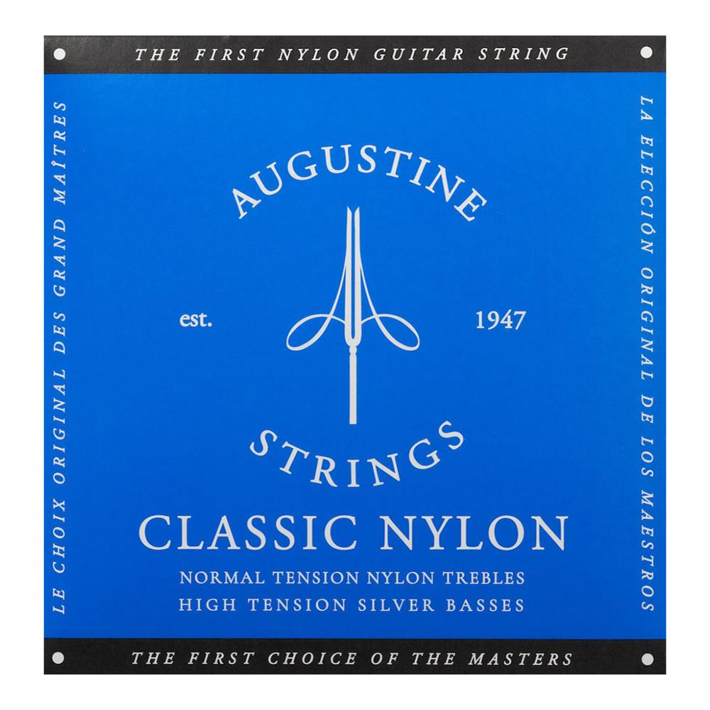AUGUSTINE BLUE SET×6SET クラシックギター弦