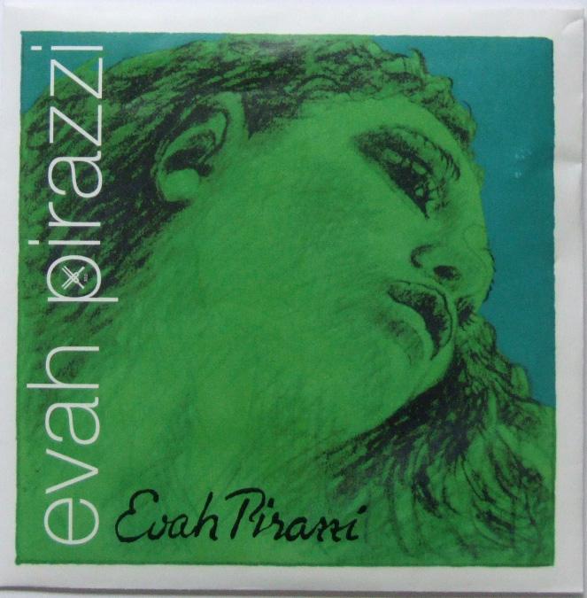 PIRASTRO Evah Pirazzi バイオリン弦セット E線ループエンド/ゴールド27