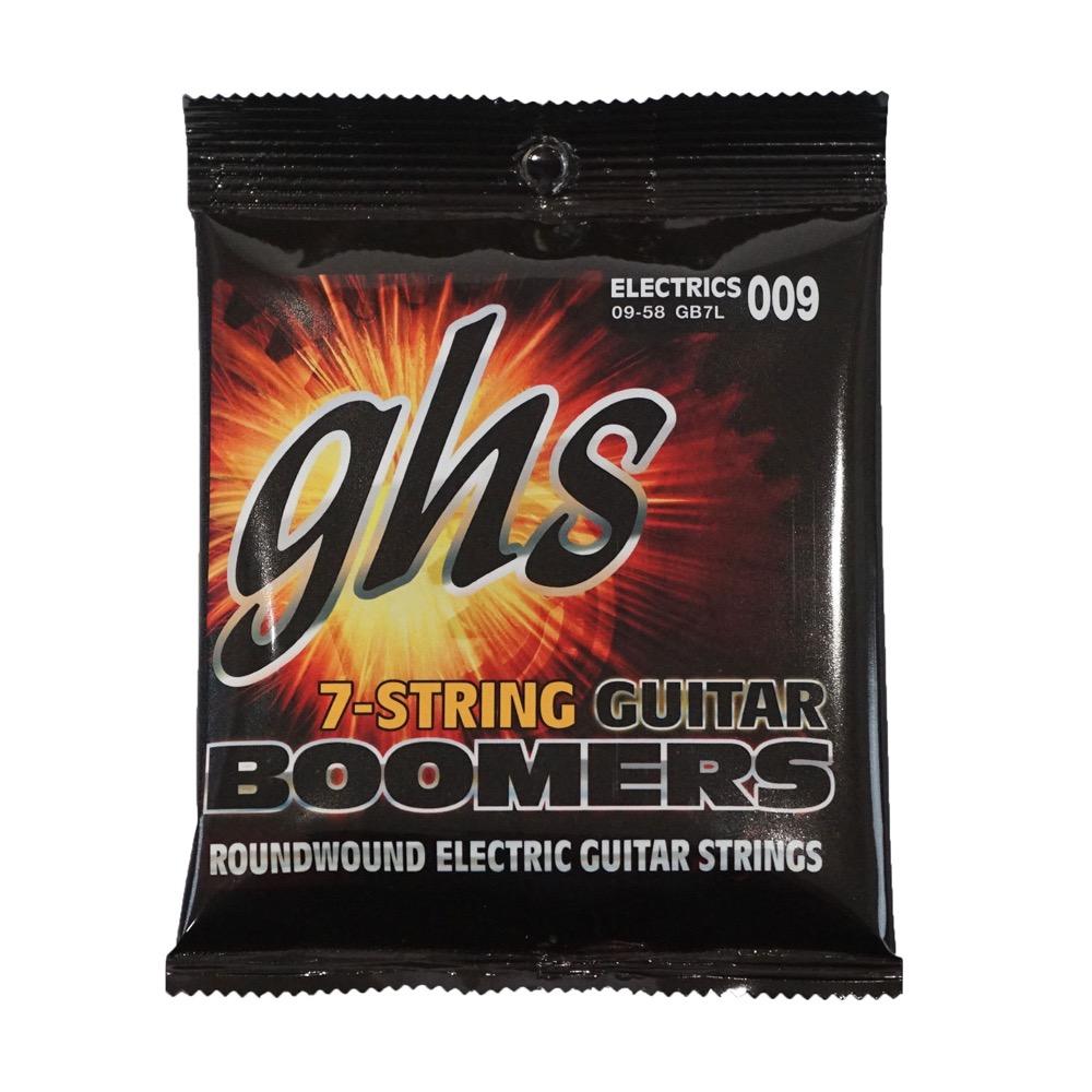 GHS GB7L×6SET 7弦ギター用エレキギター弦