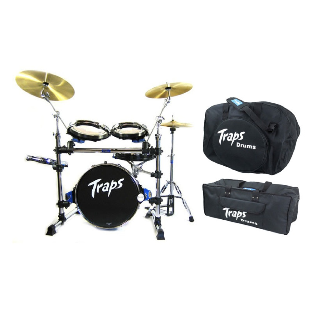 Traps Traps Drums A400NC A400NC トラップスドラム 専用ケース付きセット, オウミマチ:5275028e --- officewill.xsrv.jp