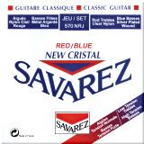 SAVAREZ 570NRJ NEW CRISTAL クラシックギター弦×6SET
