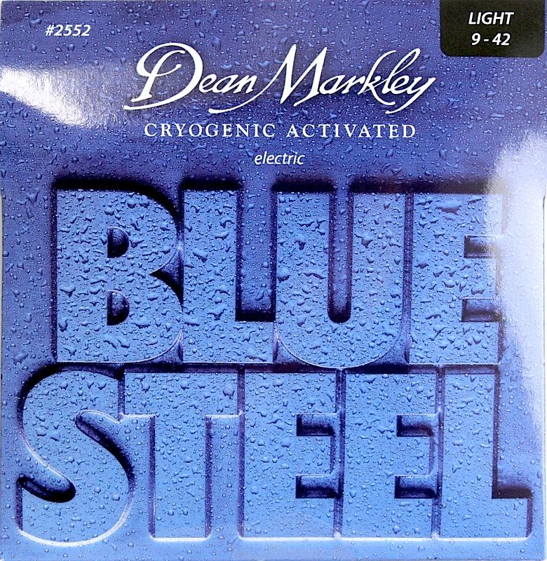 Dean Markley 2552 Light Blue Steel 9-42일렉트릭 기타현×5 세트