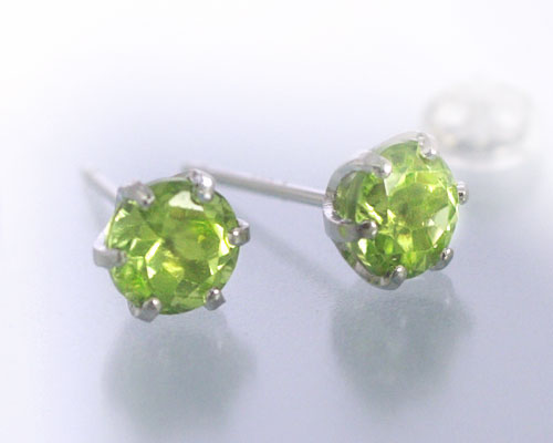 sterling silver with h origpic design raw en stones stone earrings peridot m c