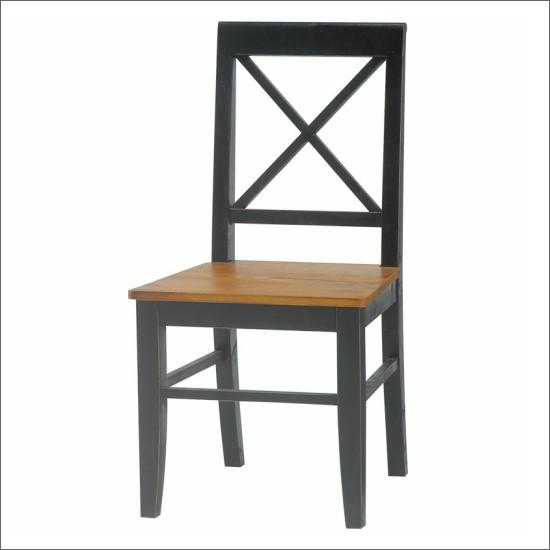 【送料無料】 シャビーテイスト 木製 チェア 幅45 無垢 パソコンデスク 椅子 デスクチェア シャビー ヴィンテージ ビンテージ アジアン カントリー レトロ お洒落 アンティーク おしゃれ PS