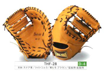 玉澤/タマザワ 軟式ファーストミット THF-28