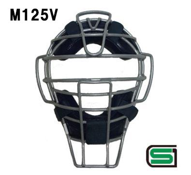 軟式小学生以下用 キャッチャーマスク M125V ベルガードファクトリージャパン 少年 捕手用マスク