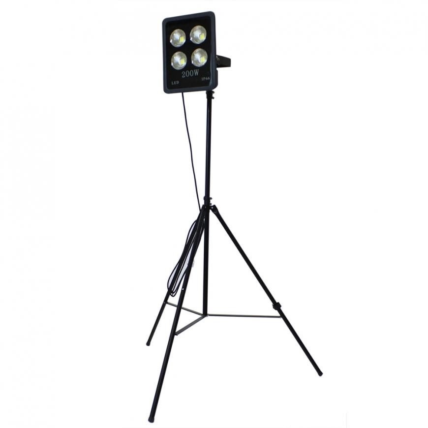 野球 夜間練習用LED投光器F-LED200Wフィールドフォース防水 防塵