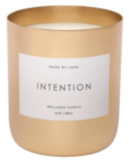【MADE BY YOKE メイドバイヨーク】Candle INTENTION:ciel market