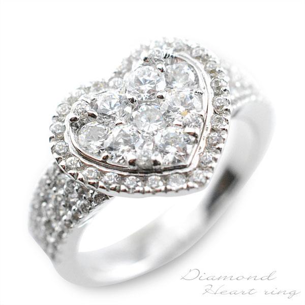 ダイヤモンド レディース 婚約指輪 ハートリング ダイヤモンド エンゲージリング パヴェ ダイヤモンドリング 指輪 ダイヤモンド ダイヤモンド プラチナ 900 ダイヤ pt900 婚約指輪 結婚指輪 レディース【送料無料】 サマー, イイハナドットコム:8f6453f5 --- novoinst.ro