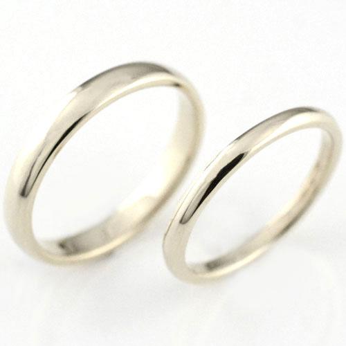 ペアリング マリッジリング 甲丸 プラチナ シンプル pt900 記念日 石なしプラチナ900 指輪 婚約指輪 エンゲージリング 結婚指輪