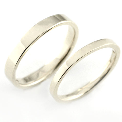【送料無料】婚約指輪 結婚指輪 マリッジリング エンゲージリング ペアリング マリッジリング プラチナ 平ウチ 記念日 指輪 レディース メンズ 石なし クリスマス Xmas
