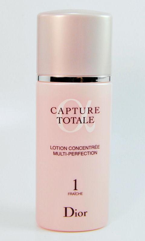 Christian Dior capture total lotion 1 50 ml sample mini size