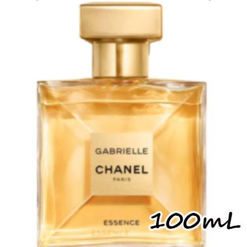 セール 豊富な品 CHANELの光り輝く女性のための香りのオードゥ パルファム CHANEL シャネル 100mL オードゥ エッセンス ガブリエル