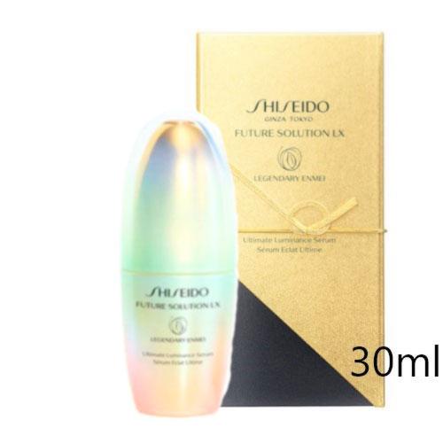 潤い ハリ つやに満ちた肌へ 高額売筋 SHISEIDOの濃密な美容液 SHISEIDO 資生堂 舗 LX セラム フューチャーソリューション レジェンダリーEN ルミナンス 30mL