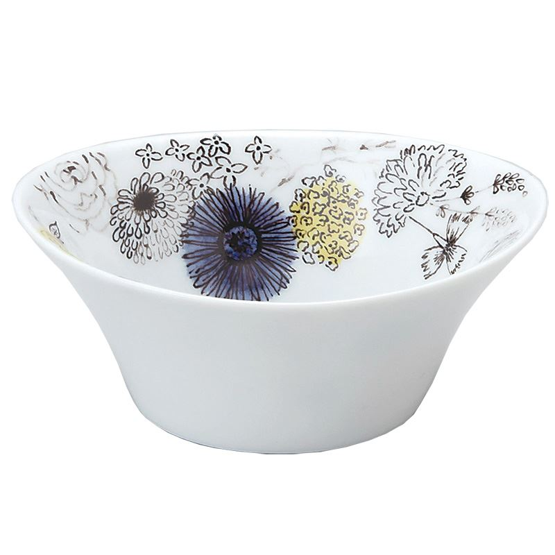 Shinji Kato chubachi gift package containing Bowl S size flower design field flower designer tableware made in Japan pottery fashionable tableware ...  sc 1 st  Rakuten & Cinemacollection   Rakuten Global Market: Shinji Kato chubachi gift ...
