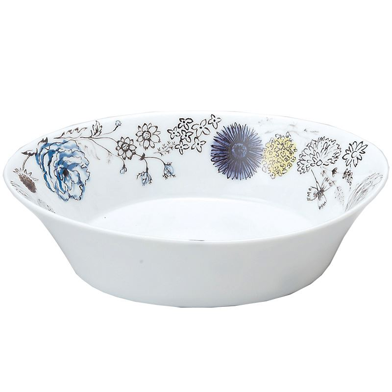 Kato Shinji large bowl gift package containing Bowl L size flower design field flower designer tableware ...  sc 1 st  Rakuten & Cinemacollection | Rakuten Global Market: Kato Shinji large bowl ...