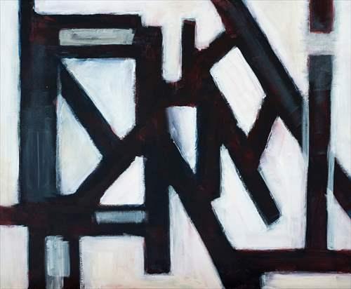 【取寄品】【送料無料】An Abstract Painting インテリアパネル パネルフレーム IAP51608 キャンバス モダンアート 600×500mm お洒落インテリア通販