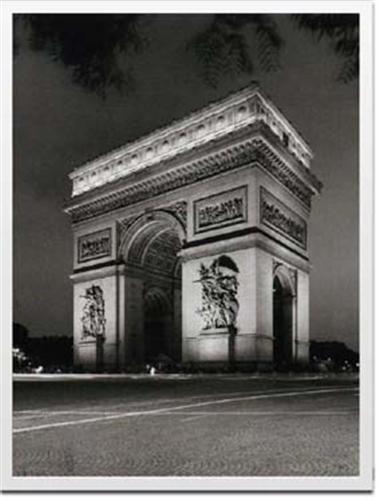 【取寄品】【送料無料】Chris Bills Arch de Triumph 凱旋門 額付グラフィックアートポスター通販2/21朝10時まで