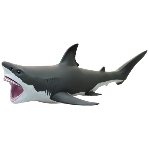 Cinemacollection Great White Shark Big Size Figure Soft