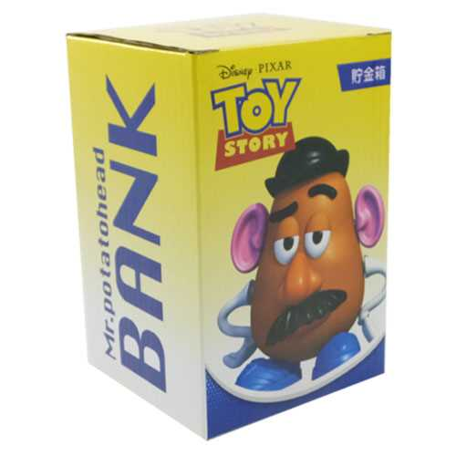 "Toy Story / piggy bank • ceramic Bank ""Mr potato head"" Disney ☆ samart (cute) gift / anime toy store ☆ ◆ all points 10 times 12 / 13 AM until 9:59"