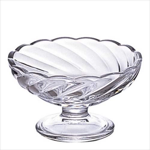 【取寄品】【送料無料】庄内craft デザートカップ ヨーグルトグラス 6個セット F-49606 アデリア 直径11.5×6.5cm 食器 国産石塚硝子通販 シネマコレクション