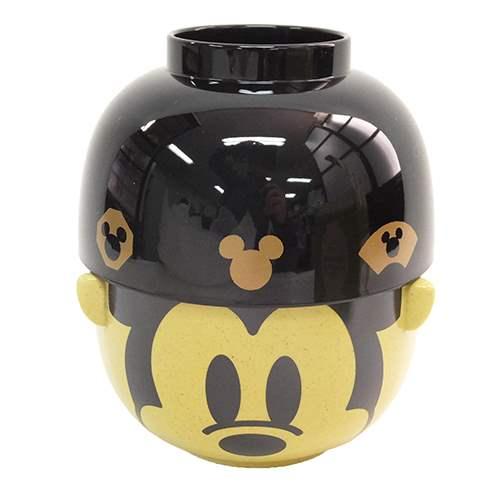 Mickey Mouse Teacup tea bowls & soup bowl set Japanese Disney samart life Gift Tableware anime anime/manga cinema collection