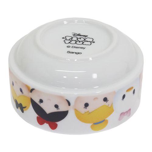 ディズニーツムツム 작은 그릇 スタッキングボウル 디즈니 삼국 시대 도자기 240ml 선물 류 캐릭터 상품 쇼핑몰 시네마 컬렉션