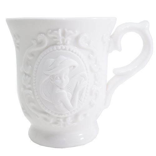 Little Cinema Goods Collection Relief Ariel Princess Sun Art Disney Mermaid Cup Stylish Order Cameo Mail Fancy Mug CBedEQWrxo