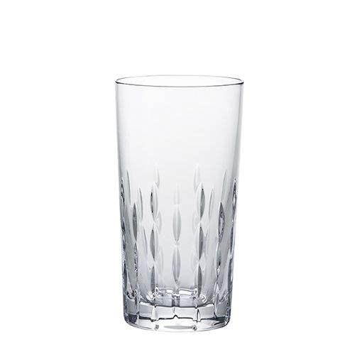 BOHEMIA CRYTALITE グラスコップ タンブラー8 6個セット メルクーリオ アデリア 255ml 全面イオン強化 クリスタルガラス チェコ製業務用通販 【取寄品】 【送料無料】シネマコレクション