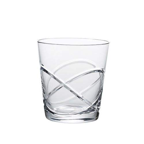 BOHEMIA CRYTALITE ロックグラス オールド 6個セット プレテネ アデリア 245ml 全面イオン強化 クリスタルガラス チェコ製業務用通販 【取寄品】 【送料無料】シネマコレクション