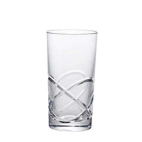 BOHEMIA CRYTALITE グラスコップ タンブラー8 6個セット プレテネ アデリア 255ml 全面イオン強化 クリスタルガラス チェコ製業務用通販 【取寄品】 【送料無料】シネマコレクション