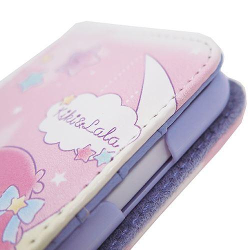 리틀 트윈 스타 키 키 & 라 라 iPhone 7 Plus 사례 아이폰 7 더하기 수첩 형 플립 커버 업 산리오 グルマンディーズ 5.5 인치 모델 아이폰 7Plus 다이어리 자 켓 캐릭터 상품 쇼핑몰 라쿠텐 카드 분할