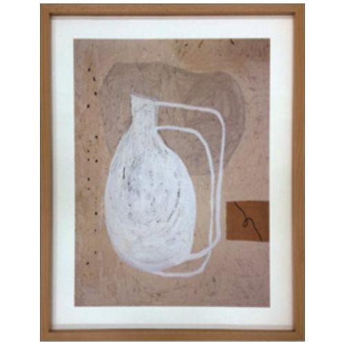 Antje Hassinger インテリア アート スカンジナビア ART Untitled 2003 美工社 58×74cm 壁掛け 額付き グッズ 通販 【取寄品】 【送料無料】シネマコレクション