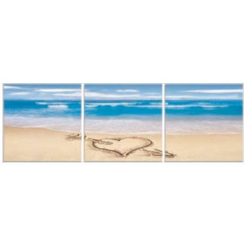 NEW DESIGN Concept Frame インテリア アート アートパネル 3枚セット 海 SEA 3 美工社 ウォールアート 壁掛け 額付きおしゃれ通販 【取寄品】 【送料無料】シネマコレクション