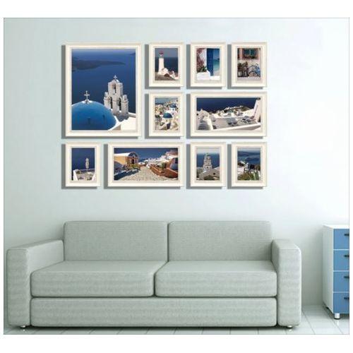 NEW DESIGN Concept Frame インテリア アート 額付き ART 10枚 コンセプトセット 夏の海 美工社 ウォールアート 壁掛け 額付きおしゃれ通販 【取寄品】 【送料無料】シネマコレクション