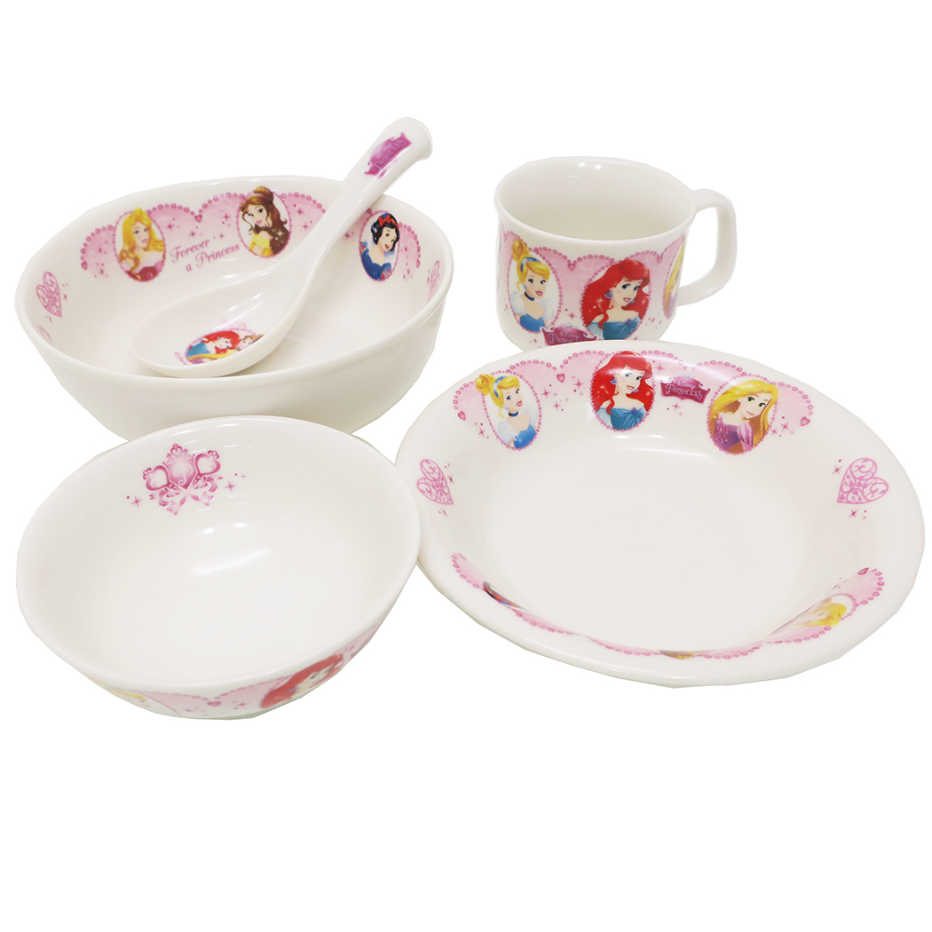 Fancy goods mail order cinema collection for children of Disney Princess tableware set child tableware gift set Disney Sei Kin earthenware bowl mug fruit ...  sc 1 st  Rakuten & Cinemacollection | Rakuten Global Market: Fancy goods mail order ...