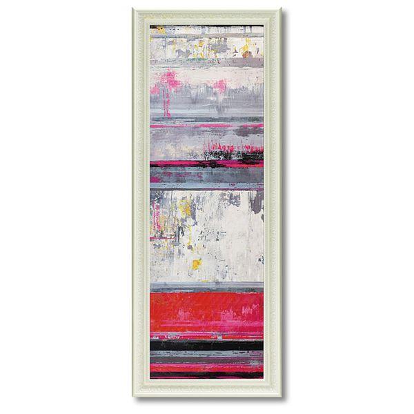 トム リーブス 抽象画 アートフレーム ケープ コッド2 額付きポスター インテリア グッズ 通販 取寄品 シネマコレクション