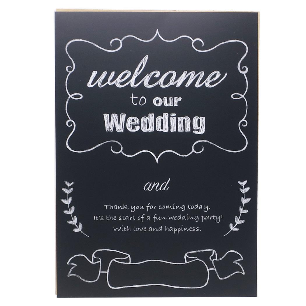 Cinemacollection   Rakuten Global Market: Chalk art wedding article ...