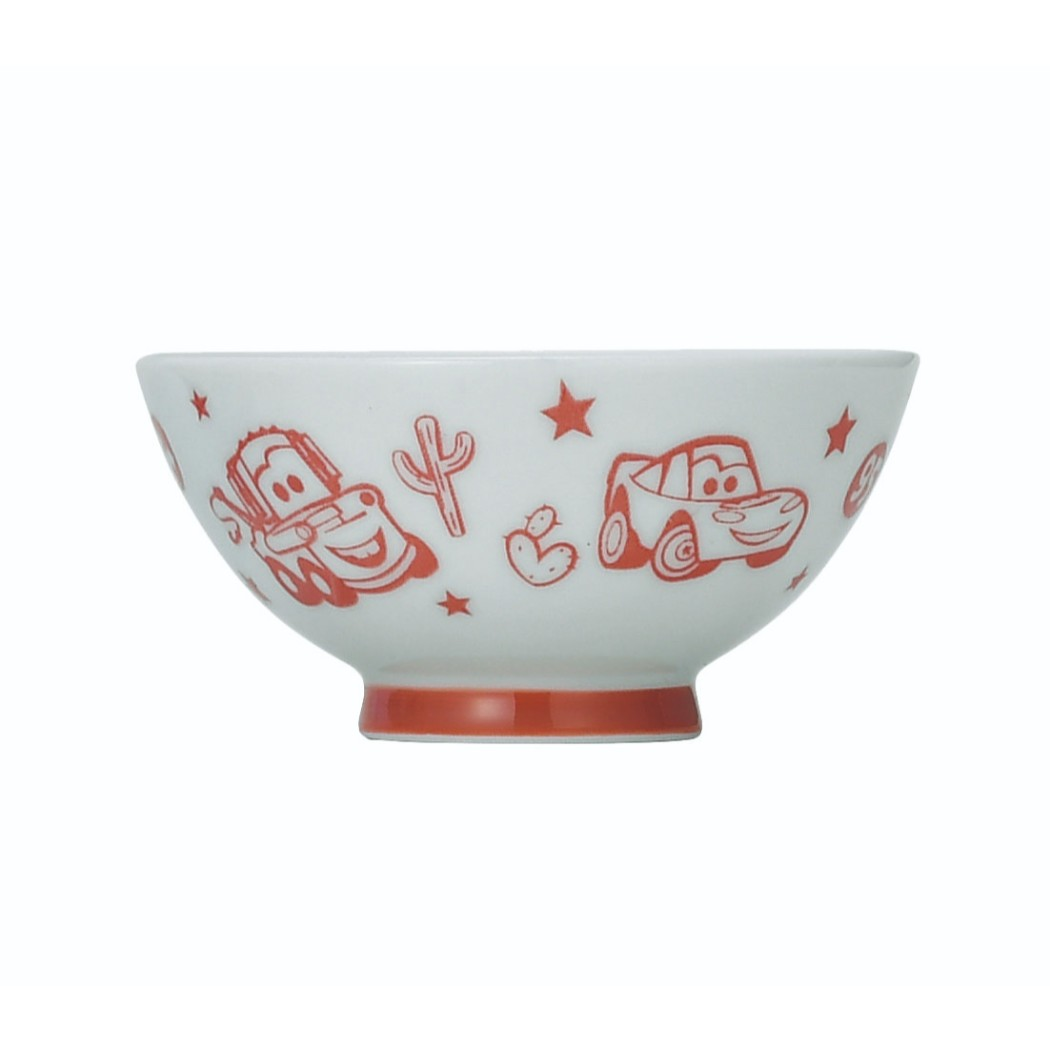 カーズ ライスボウル 磁器製お茶碗 ディズニー ヤクセル 直径10.9x5.4cm 公式通販 シネマコレクション かわいい キャラクターグッズ キャラクターグッズ通販 奉呈
