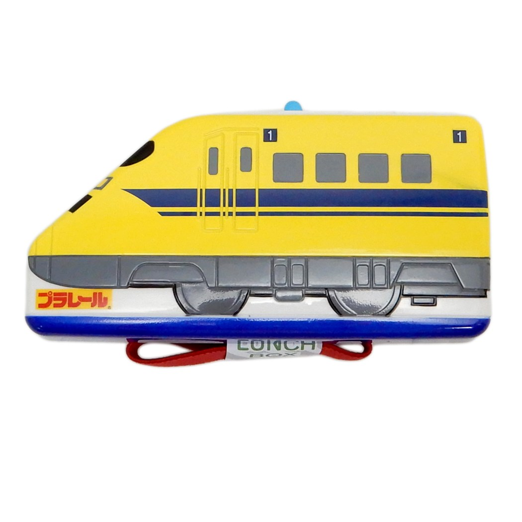 To fancy goods mail order cinema collection entry 3 times 8/24 for Pla-rail  lunch box die cut lunch box Doctor Yellow railroad skater 280 ml boys