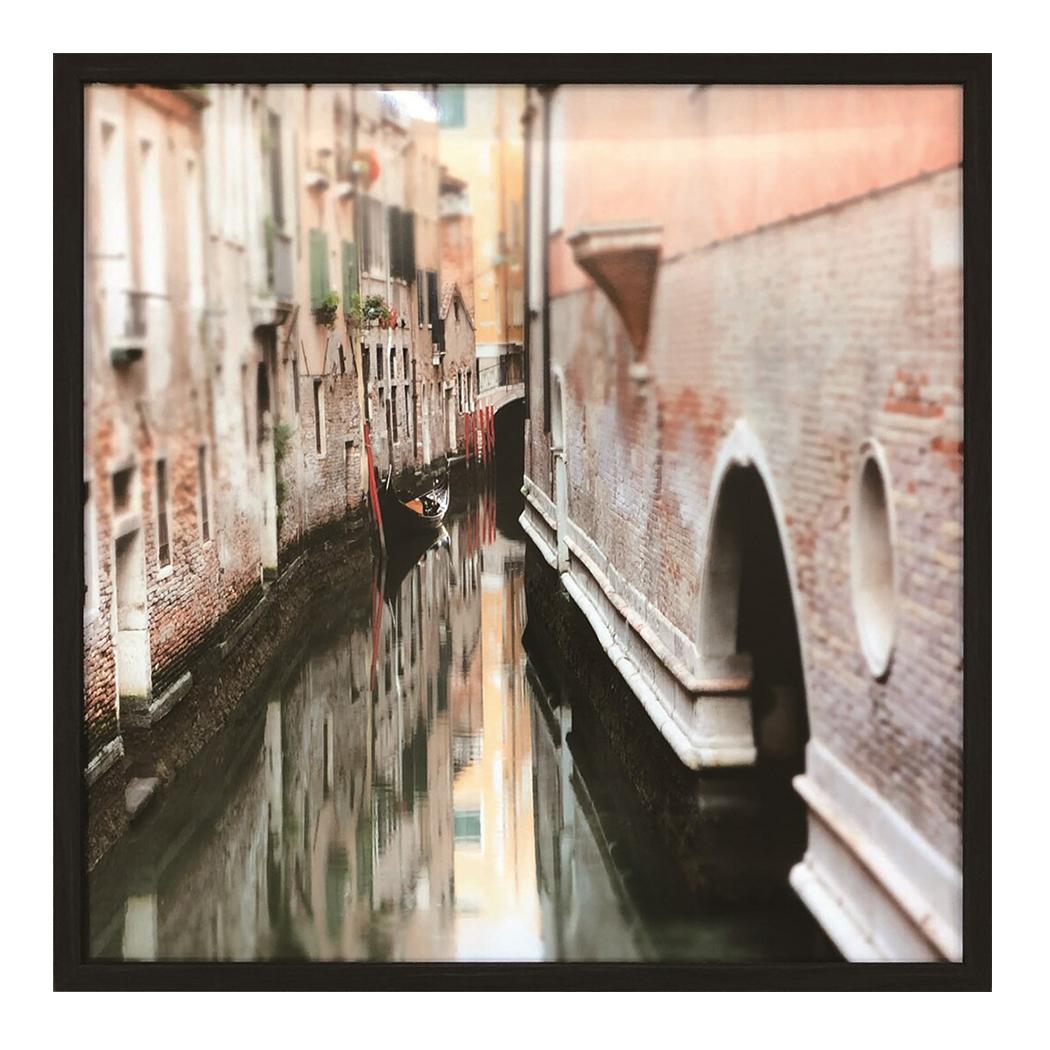 インテリアアート 500 写真 アート Joseph Eta Canal Meander 2 美工社 52×52×3.5cm 額装品 ギフト 装飾インテリア通販 【取寄品】 【送料無料】シネマコレクション【全品ポイント10倍】【ママ割 エントリー5倍】 11/26まで