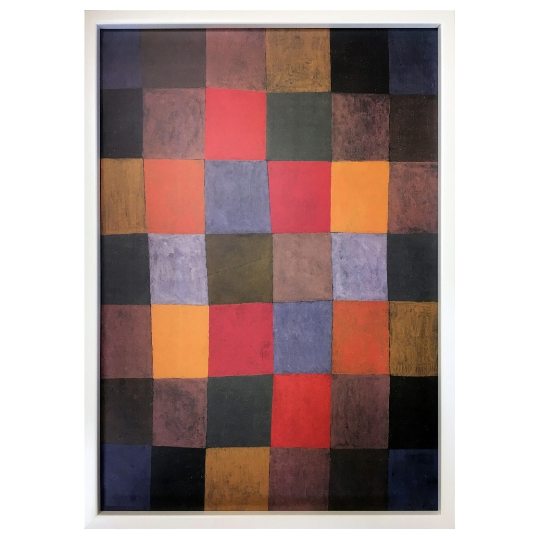 バウハウス ミッドセンチュリー Bauhaus New Harmony 1936 美工社 IBH-70042 額付き モダンインテリア通販 取寄品 シネマコレクション