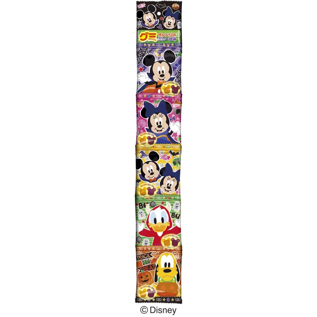 ミッキー 店 フレンズ ハロウィンお菓子 グミ5連パック HALLOWEEN ディズニー ハート キャラクター 配るお菓子 絶品 あす楽シネマコレクション 軽減税率 シネマコレクション グッズ