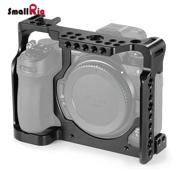 【ポイント5倍バック】【送料無料】SmallRig Nikon ニコン Z6/Z7専用ケージ 拡張性 保護 軽量 取付便利 耐久性 耐食性 2243 【海外直送】