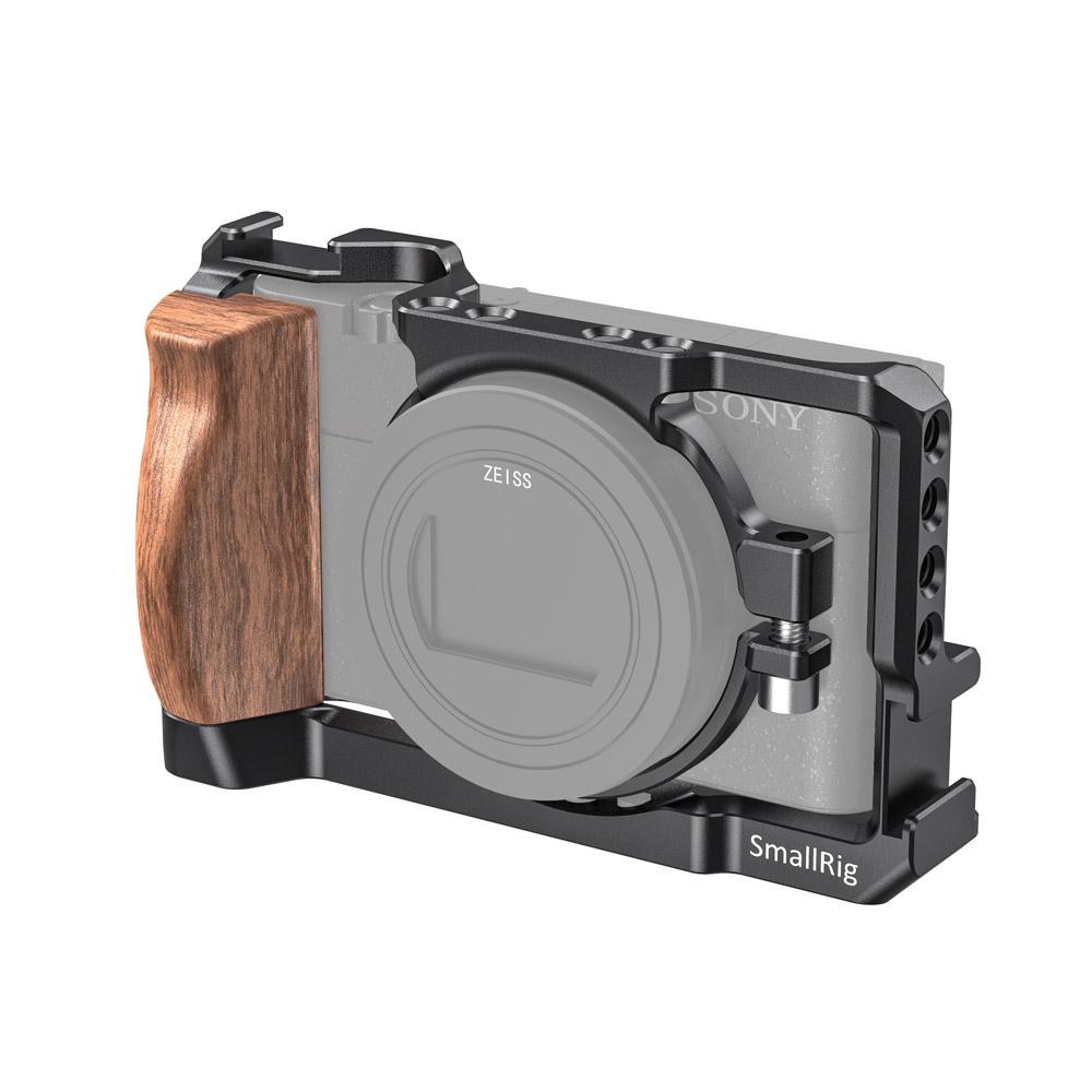 Sony ソニー お金を節約 RX100 VII VI専用ケージ Smallrigにぴったりあなたのカメラを装備させる 送料無料SonyRX100VII 海外直送 RX100VI専用ケージ2434 SmallRig公式 ご注文で当日配送 月間優良ショップ受賞