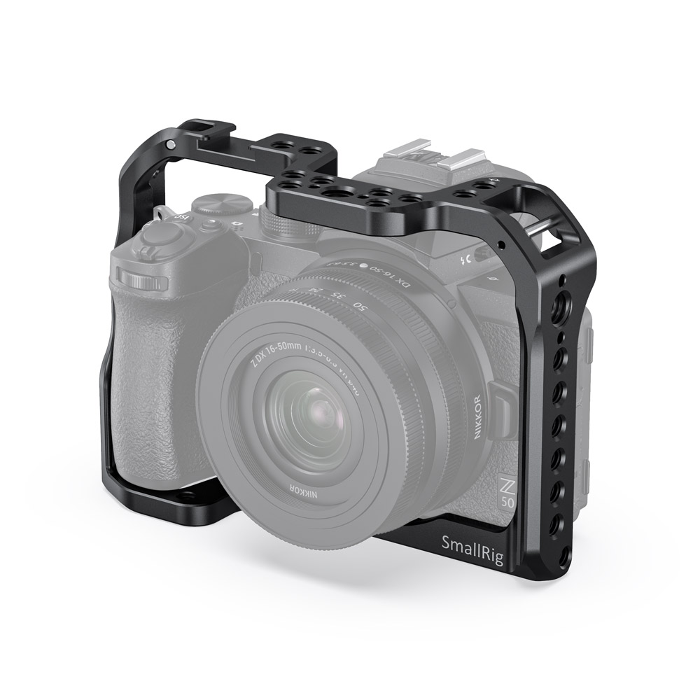 SmallRig Nikon Z50カメラ専用ケージ 拡張 未使用品 軽量 取付便利 耐久性 月間優良ショップ受賞 SmallRig公式 海外直送 送料無料NikonZ50カメラ専用ケージ拡張カメラケージ軽量取付便利耐久性耐食性撮影用品撮影機材カメラDIYCCN2499 返品交換不可 カメラDIY 耐食性