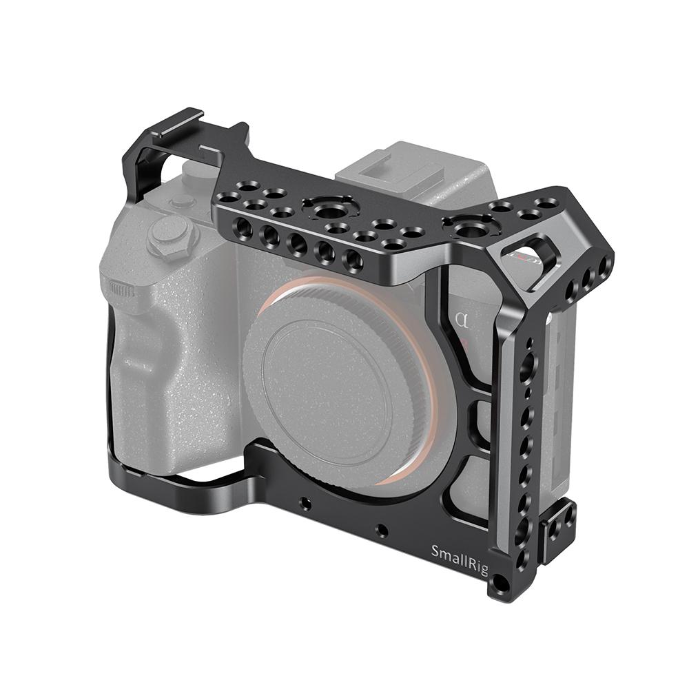 Sony おトク A7R IV専用ケージ 月間優良ショップ受賞 送料無料SonyA7RIV専用ケージCCS2416 海外直送 爆安プライス SmallRig公式