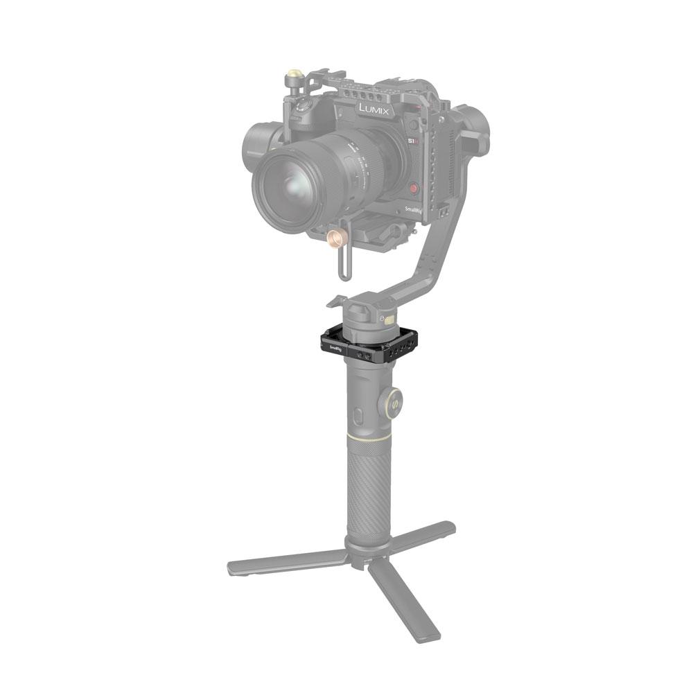 Smallrigにぴったりあなたのカメラを装備させる サービス 月間優良ショップ受賞 訳あり品送料無料 SmallRig公式 海外直送 送料無料ZHIYUNCRANE2S用マウントクランプ2994